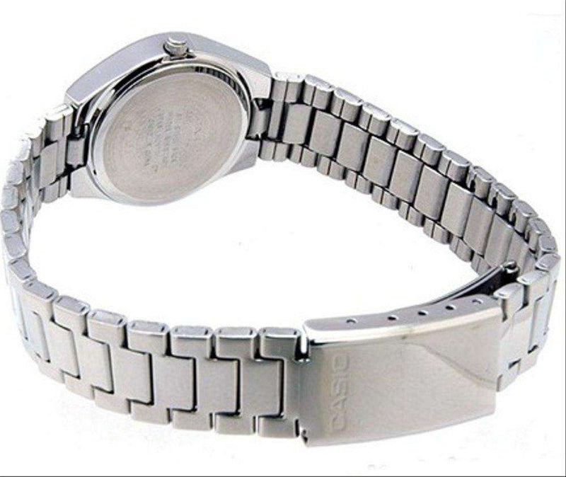 Casio LTP-1170A-2ARDF Silver Stainless Watch for Women