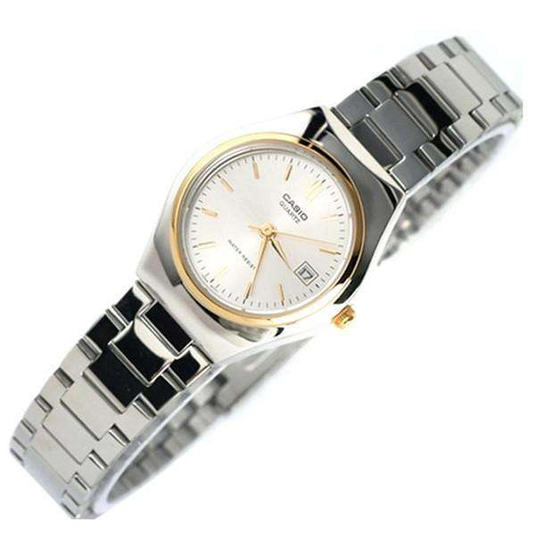 Casio LTP-1170G-7A Silver Stainless Steel Strap Watch for Women - Watchportal Philippines