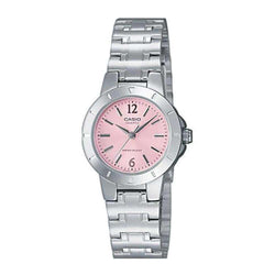 Casio Vintage LTP-1177A-4A Silver Watch for Women