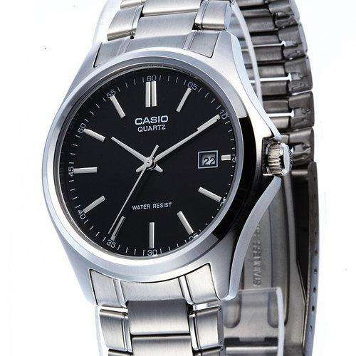 Casio Vintage LTP-1183A-1A Silver Watch for Women