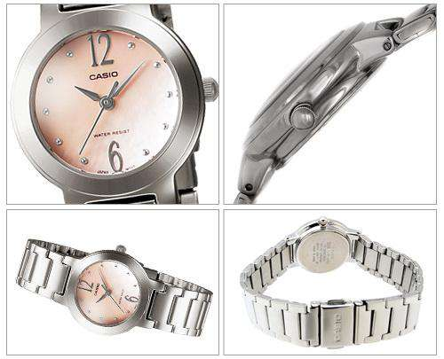 Casio Vintage LTP-1191A-4A2 Silver Watch for Women