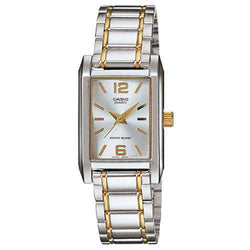 Casio LTP-1235SG-7ADF Two tone Stainless Steel Watch for Women