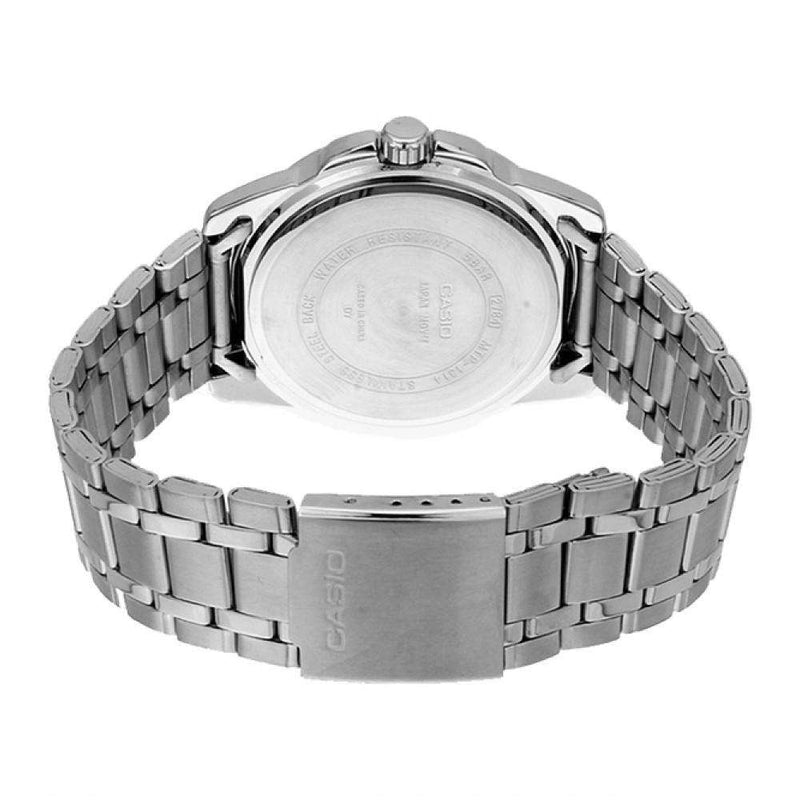 Casio LTP-1314D-1AVDF Silver Stainless Steel Strap Watch for Women