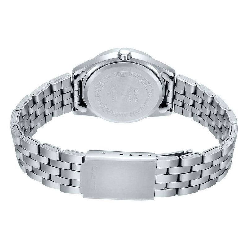 Casio LTP-1335D-1A2VDF Silver Stainless Steel Strap Watch for Women
