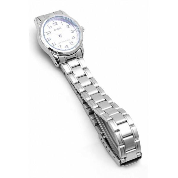 Casio LTP-V001D-7B Silver Stainless Watch for Women - Watchportal Philippines
