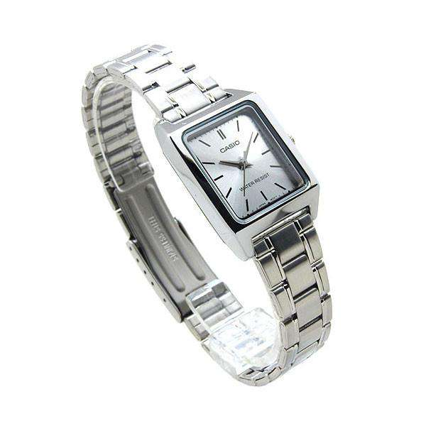 Casio LTP-V007D-2E Silver Stainless Watch for Women