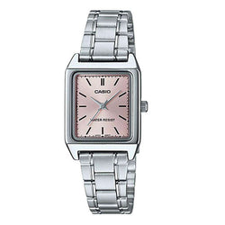 Casio LTP-V007D-4E Silver Stainless Watch for Women