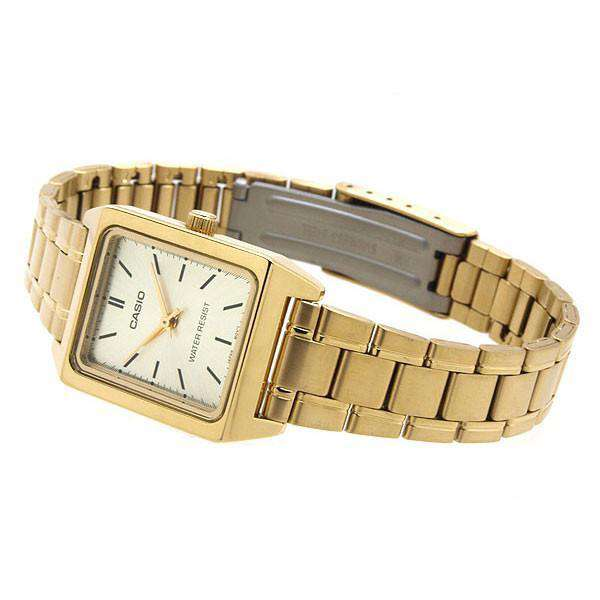 Casio LTP-V007G-9E Gold Stainless Watch for Women