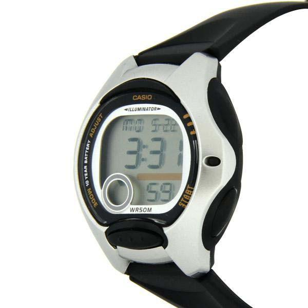 Casio Standard Women's Black Resin Strap Watch- LW-200-1A - Watchportal Philippines