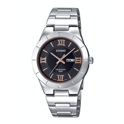 Casio LTP-1410D-1A Silver Stainless Watch for Women