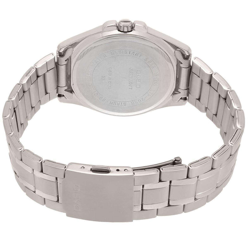 Casio LTP-2088D-7A Silver Stainless Watch for Women