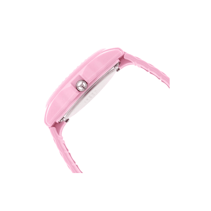 Casio LX-500H-4E2VDF Pink Resin Watch for Women