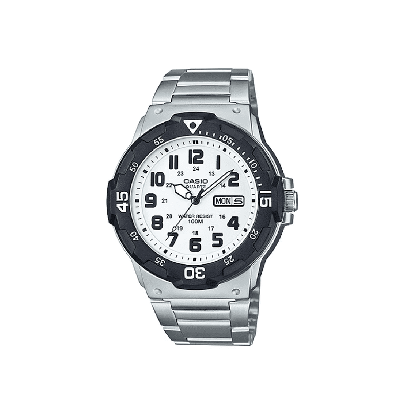 Casio MRW-200HD-7BVDF Stainless Steel Watch for Men