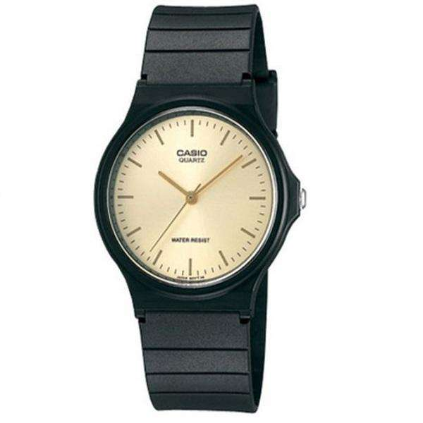 Casio MQ-24-9ELDF Black Resin Strap Unisex Watch