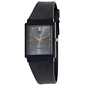 Casio MQ-38-8ADF Analog Black Resin Strap Unisex Watch
