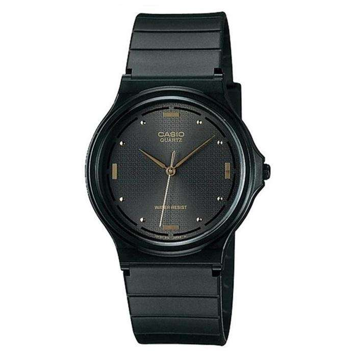 Casio MQ-76-1ALDF Black Resin Watch for Women