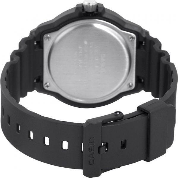 Casio MRW-200H-1E Black Resin Strap Watch For Men - Watchportal Philippines