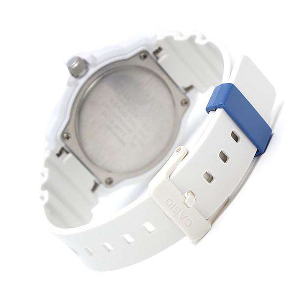 Casio MRW-200HC-7B2 White Resin Strap Watch for Men