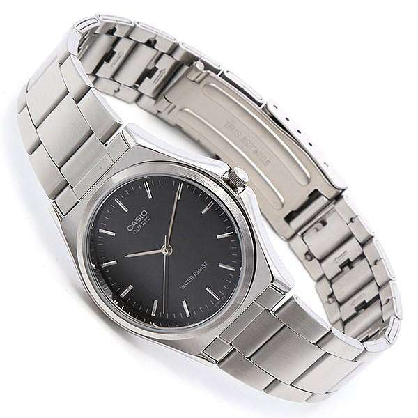 Casio MTP-1130A-1A Silver Stainless Watch for Men