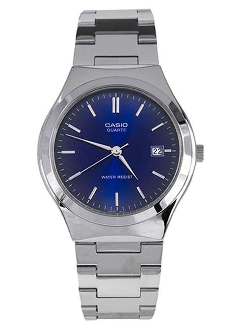 Casio MTP-1170A-2ARDF Silver Stainless Steel Strap Watch for Men