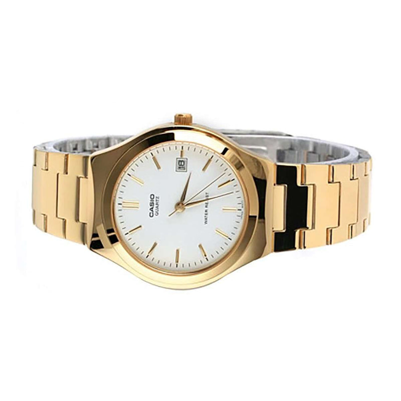 Casio MTP-1170N-7A Gold Plated Watch for Men