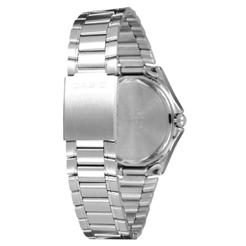 Casio MTP-1183A-2ADF Silver Stainless Steel Strap Watch for Men
