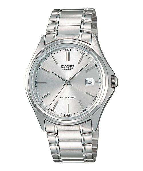 Casio MTP-1183A-7ADF Silver Stainless Steel Strap Watch for Men