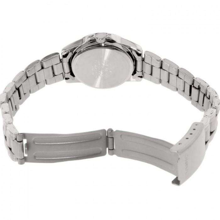 Casio MTP-1215A-2A2DF Silver Stainless Steel Strap Watch for Men