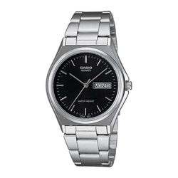 Casio MTP-1240D-1ADF Silver Stainless Steel Strap Watch for Men