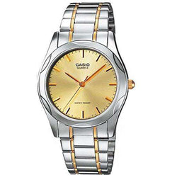 Casio MTP-1275SG-9A Two Tone Stainless Steel Watch for Men