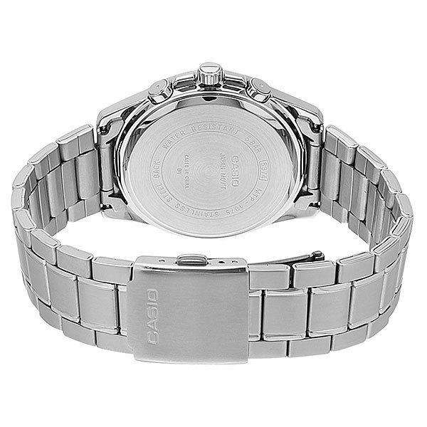 Casio MTP-1375D-7A2 Silver Stainless Watch for Men