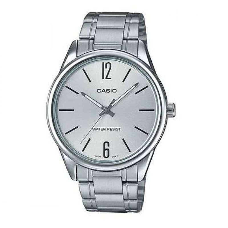 Casio MTP-V005D-7B Silver Stainless Watch for Men