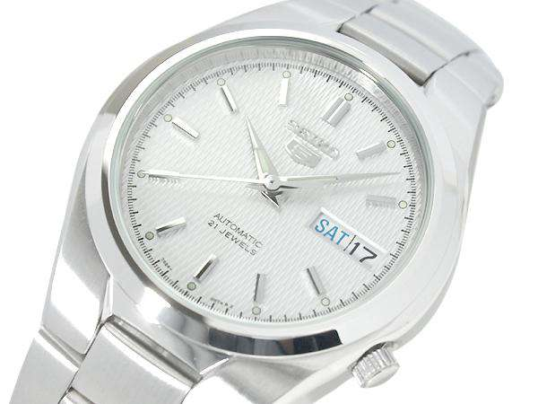 SEIKO SNK601K1 Automatic Silver Stainless Steel Watch for Men