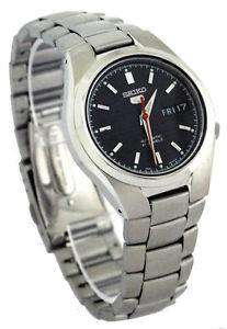 SEIKO SNK607K1 Automatic Silver Stainless Watch for Men-