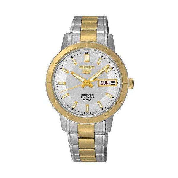 SEIKO SNK892K1 Automatic Two tone Stainless Steel Watch for Men
