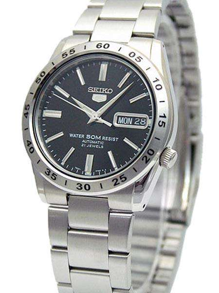 SEIKO SNKE01K1 Automatic Silver Stainless Steel Watch for Men