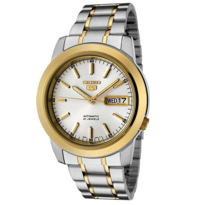 SEIKO SNKE54K1 Automatic Two-Tone Stainless Steel Watch for Men
