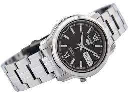 SEIKO SNKK81K1 Automatic Silver Stainless Steel Watch for Men