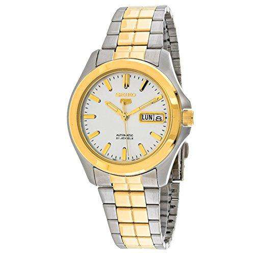 SEIKO SNKK94K1 Automatic Two-Tone Watch for Men-