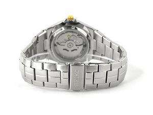 SEIKO SNZE30K1 Automatic Silver Stainless Watch for Men-