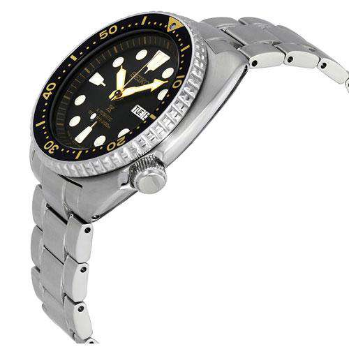 SEIKO SRP775K1 Automatic Turtle Silver Stainless Steel Watch for Men