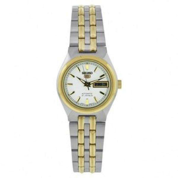 SEIKO SYM796K1 Automatic Two-Tone Stainless Steel Watch for Women - Watchportal Philippines