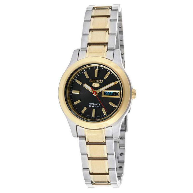 SEIKO SYMD94K1 Automatic Two-Tone Stainless Steel Watch for Women