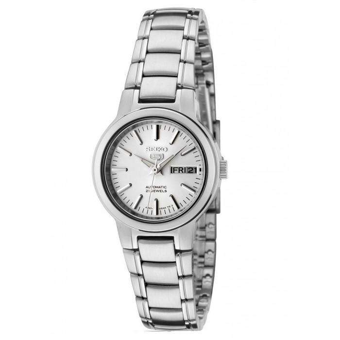 SEIKO SYME39K1 Automatic Silver Stainless Steel Watch for Women - Watchportal Philippines
