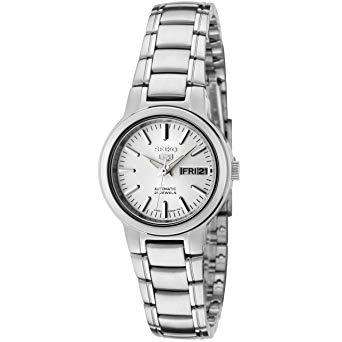 SEIKO SYME39K1 Automatic Silver Stainless Steel Watch for Women