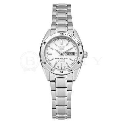 SEIKO SYMH05K1 Automatic Silver Stainless Steel Watch for Women