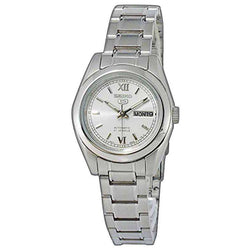 SEIKO SYMK23K1 Automatic Silver Stainless Watch for Women