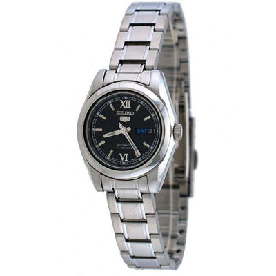 SEIKO SYMK27K1 Automatic Silver Stainless Steel Watch for Women