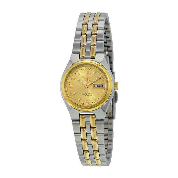 SEIKO SYMK34K1 Automatic Two Tone Stainless Steel Watch for Women - Watchportal Philippines