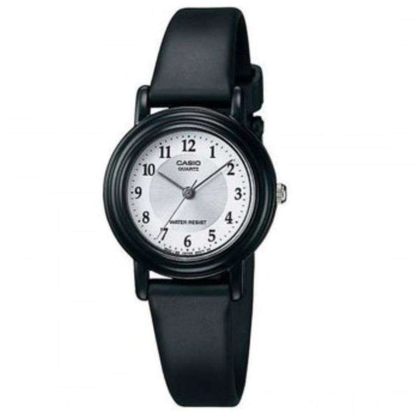 Casio  LQ-139AMV-7B3LDF Black Resin Watch for Women